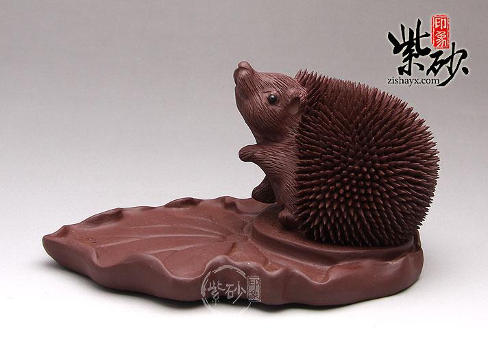 紫砂作品的品种:各种紫砂工艺品介绍(图片)-知识库