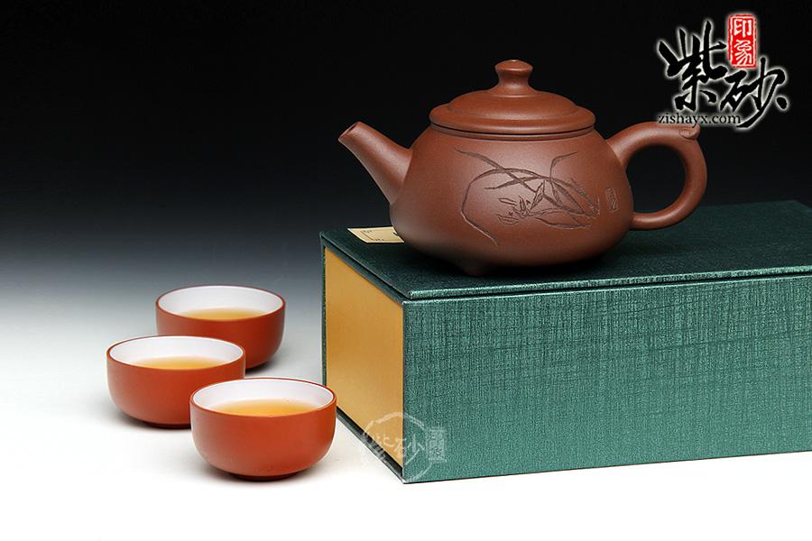 岩茶中之望族 金奖老枞水仙  武夷山岩茶